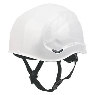 Delta Plus Granite Peak Linesman Helmet White