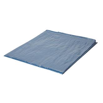 Tarpaulin Sheet Blue 2 x 3m