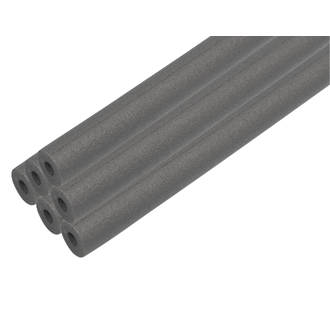 Pipe Insulation 15 x 13mm x 1m 64 Pack