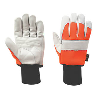 Site  Chainsaw Gloves Large
