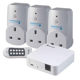Energenie MiHome Adaptor Socket Set
