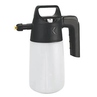 81776 Black & White Hand Foam Sprayer 1.5Ltr