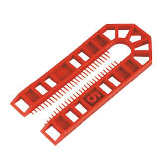 Broadfix Plastic Shims Large 101 x 5 x 43mm 200 Pack