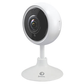Swann SWIFI-TRACKCM32GB-EU Tracking Camera White