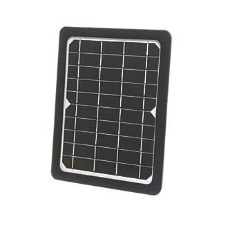 Swann Solar Panel Black 5W Max 5.0V DC