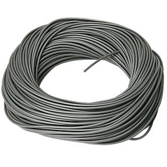 CED Grey Sleeving 3mm x 100m