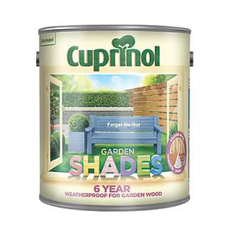Cuprinol Garden Shades Woodstain Matt Forget Me Not 2.5Ltr